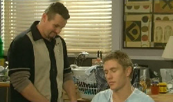 Toadie Rebecchi, Dan Fitzgerald in Neighbours Episode 5770