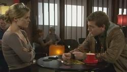 Elle Robinson, James Linden in Neighbours Episode 5771