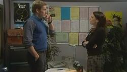 Dan Fitzgerald, Libby Kennedy in Neighbours Episode 5771