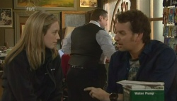 Sonya Mitchell, Toadie Rebecchi, Lucas Fitzgerald in Neighbours Episode 5771