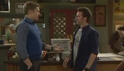 Dan Fitzgerald, Lucas Fitzgerald in Neighbours Episode 5771