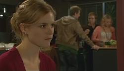 Elle Robinson, James Linden, Ringo Brown, Donna Freedman in Neighbours Episode 5771