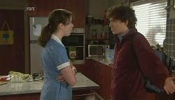 Kate Ramsay, Harry Ramsay in Neighbours Episode 5772