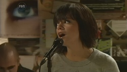 Lily Allen in Neighbours Episode 5772