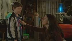 Ben Kirk, Libby Kennedy in Neighbours Episode 5774