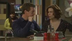 Paul Robinson, Rebecca Napier in Neighbours Episode 5774