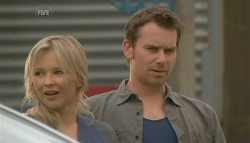 Steph Scully, Lucas Fitzgerald in Neighbours Episode 5774