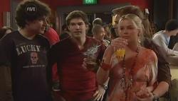 Harry Ramsay, Declan Napier, Ringo Brown, Donna Freedman in Neighbours Episode 5774