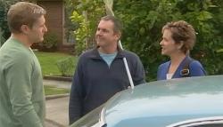 Dan Fitzgerald, Karl Kennedy, Susan Kennedy in Neighbours Episode 5775