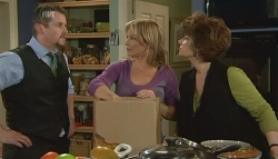 Toadie Rebecchi, Steph Scully, Lyn Scully in Neighbours Episode 5776