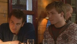 Lucas Fitzgerald, Ringo Brown in Neighbours Episode 5776