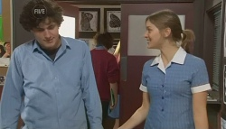 Harry Ramsay, Amanda Fowler in Neighbours Episode 5777