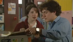 Kate Ramsay, Harry Ramsay in Neighbours Episode 5777