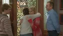 Ringo Brown, Susan Kennedy, Donna Freedman, Karl Kennedy in Neighbours Episode 5777