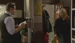 Toadie Rebecchi, Sonya Mitchell in Neighbours Episode 5779