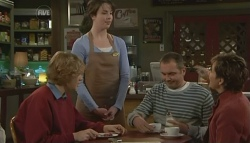Robin Hester, Kate Ramsay, Karl Kennedy, Susan Kennedy in Neighbours Episode 5780