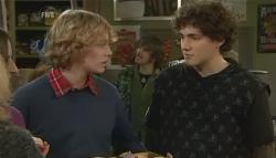 Robin Hester, Harry Ramsay in Neighbours Episode 5780