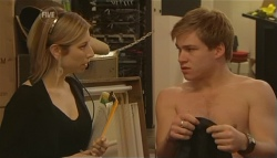 Fashion Assistant, Ringo Brown in Neighbours Episode 5782