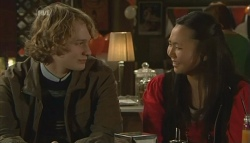 Robin Hester, Sunny Lee in Neighbours Episode 5783