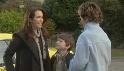 Libby Kennedy, Ben Kirk, Susan Kennedy in Neighbours Episode 5784