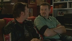 Lucas Fitzgerald, Toadie Rebecchi in Neighbours Episode 5786