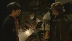 Zeke Kinski, Robin Hester in Neighbours Episode 5787