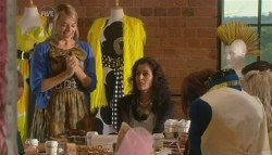Donna Freedman, Saffron Jankievicz in Neighbours Episode 5788