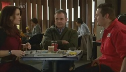 Libby Kennedy, Karl Kennedy, Toadie Rebecchi in Neighbours Episode 5790