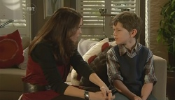 Libby Kennedy, Ben Kirk in Neighbours Episode 5790