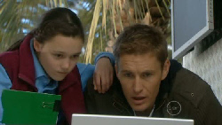 Sophie Ramsay, Dan Fitzgerald in Neighbours Episode 5796