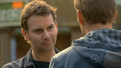 Lucas Fitzgerald, Dan Fitzgerald in Neighbours Episode 5805