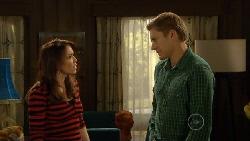 Libby Kennedy, Dan Fitzgerald in Neighbours Episode 5805