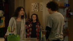 Kate Ramsay, Sophie Ramsay, Harry Ramsay in Neighbours Episode 5806
