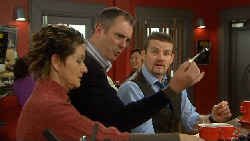 Susan Kennedy, Karl Kennedy, Toadie Rebecchi in Neighbours Episode 5808