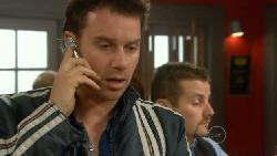 Lucas Fitzgerald, Toadie Rebecchi in Neighbours Episode 5808