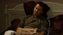Lucas Fitzgerald, Cat in Neighbours Episode 5811