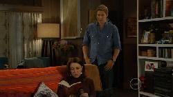 Libby Kennedy, Dan Fitzgerald in Neighbours Episode 5814