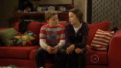 Callum Jones, Sophie Ramsay in Neighbours Episode 5815