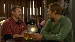 Toadie Rebecchi, Dan Fitzgerald in Neighbours Episode 5815