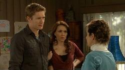 Dan Fitzgerald, Libby Kennedy, Susan Kennedy in Neighbours Episode 5816