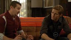 Toadie Rebecchi, Dan Fitzgerald in Neighbours Episode 5816