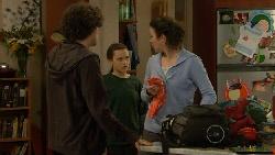 Harry Ramsay, Sophie Ramsay, Kate Ramsay in Neighbours Episode 5816