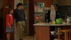 Sophie Ramsay, Harry Ramsay, Kate Ramsay in Neighbours Episode 5817