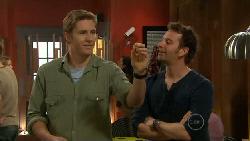 Dan Fitzgerald, Lucas Fitzgerald in Neighbours Episode 5819