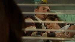 Libby Kennedy, Karl Kennedy, Susan Kennedy in Neighbours Episode 5819