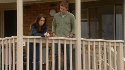 Libby Kennedy, Dan Fitzgerald in Neighbours Episode 5820