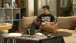 Zeke Kinski, Audrey in Neighbours Episode 5824