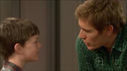 Ben Kirk, Dan Fitzgerald in Neighbours Episode 5826