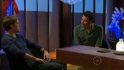 Dan Fitzgerald, Lucas Fitzgerald in Neighbours Episode 5830
