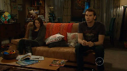 Libby Kennedy, Lucas Fitzgerald in Neighbours Episode 5831